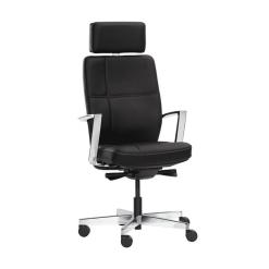 office dennison chair black