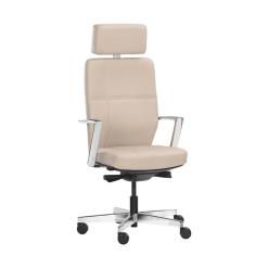 office dennison chair cream