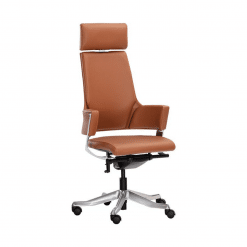 office kremer chair tan