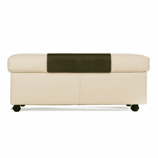 stressless double ottoman with table