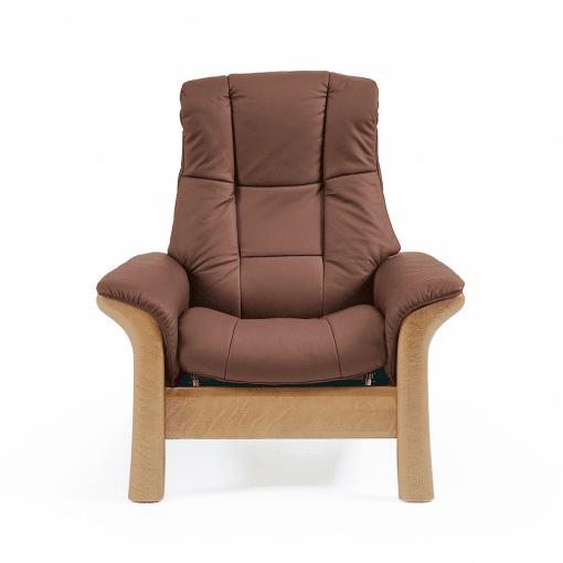windsor highback chair