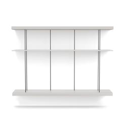 bayard xl bookcase chateau grey