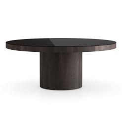dining room berkeley table brown
