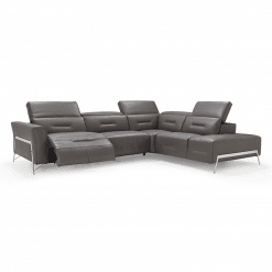 living room enzo RHF sectional open recliner