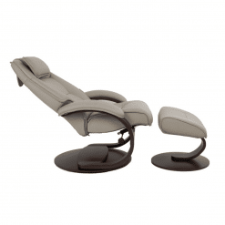 living room lounge chair admiral c base in cement side