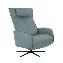 lounge chair axel in softline ice