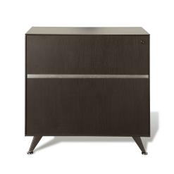 300 Series Lateral Cabinet in espresso