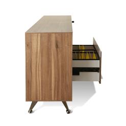 300 Series Storage Credenza side