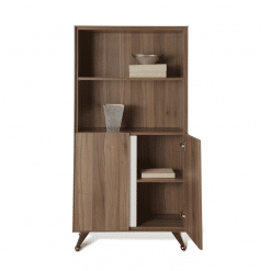 300 series bookcase with doors