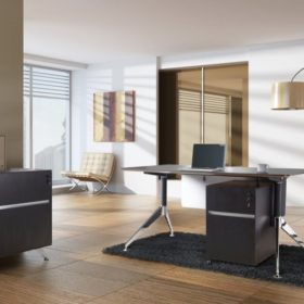 4 modern home office furniture pieces