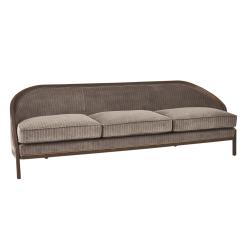 living room bordeaux sofa