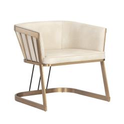 Calico Lounge Chair