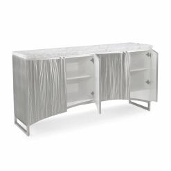 living room wrinkle sideboard open