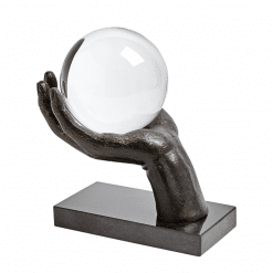 clairvoyance sculpture