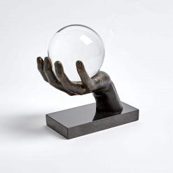 clairvoyance sculpture angle