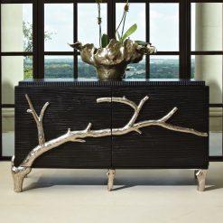 living room zemira 2 door sideboard lifestyle