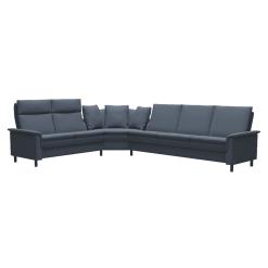 living room stressless aurora sectional