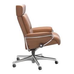 office chairs stressless tokyo adjustable headrest side