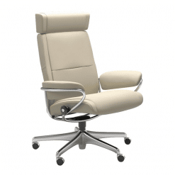 office stressless paris office chair with adjustable headrest