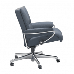office stressless tokyo office chair lowback side