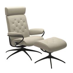 recliners stressless metro adjustable headrest