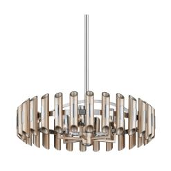 lighting apreggio 6 light pendant