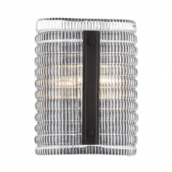 lighting athens wall sconce H9 old bronze
