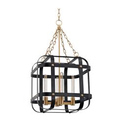 lighting colchester pendant 4 light aged old bronze