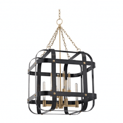 lighting colchester pendant 8 light aged old bronze