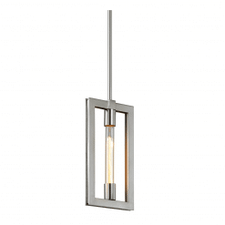 lighting enigma pendant silver