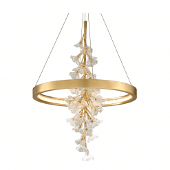 lighting jasmine gold leaf 38