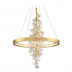 lighting jasmine gold leaf 50