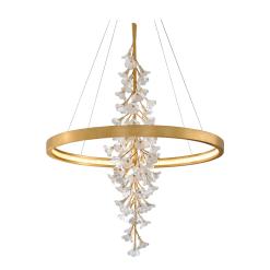 lighting jasmine gold leaf 60