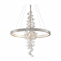 lighting jasmine silver leaf 60
