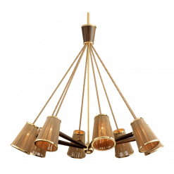 lighting rhodos 8 light chandelier