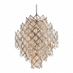 lighting tiara 11 light pendant