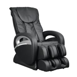 living room Cozzia CZ 322 Black massage chair