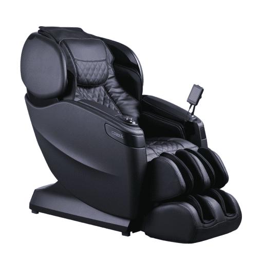 living room Cozzia CZ 710 Black massage chair