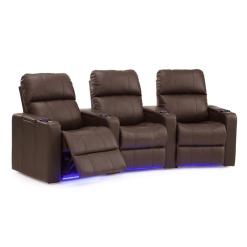 Home Theatre Elite Sofa brown