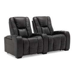Home theatre media 2 seater