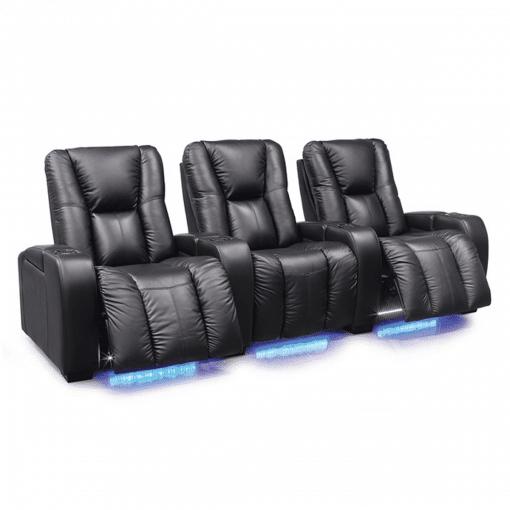 Home theatre media 3 seater