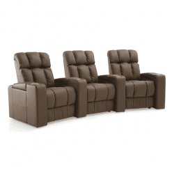 Home theatre ovation 3 seater