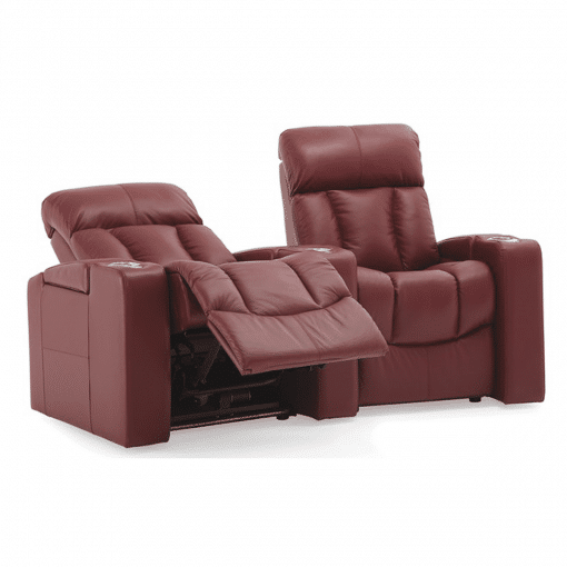 Home theatre paragon 2 seater recline 002