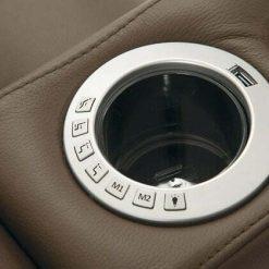 Ovation cupholder details