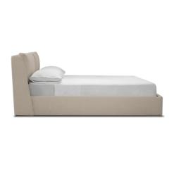 bedroom olivine storage bed side