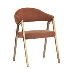 dining room burgos chair belfast rust
