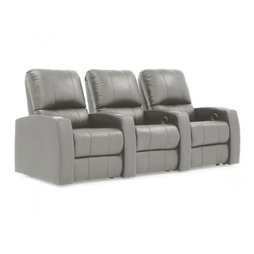 home theatre pacifico 3 seater