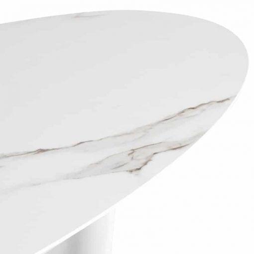 Montana White Ceramic Details