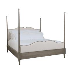 bedroom auberge poster bed