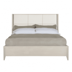 bedroom axiom upholstered bed front
